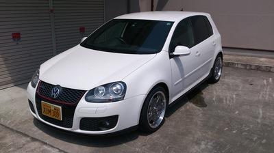 VW GOLF5 GTI