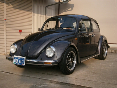 1997 MEXICO BEETLE